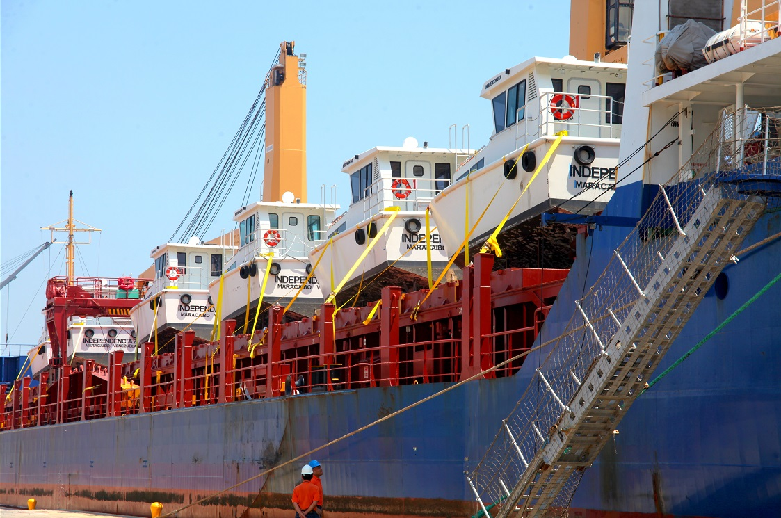 CREW VESSELS PDVSA Proyects Servitrans 2
