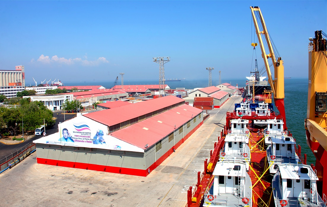 CREW VESSELS PDVSA Proyects Servitrans 3