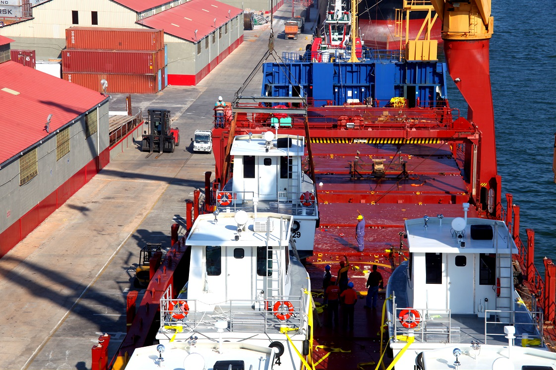 CREW VESSELS PDVSA Proyects Servitrans 5