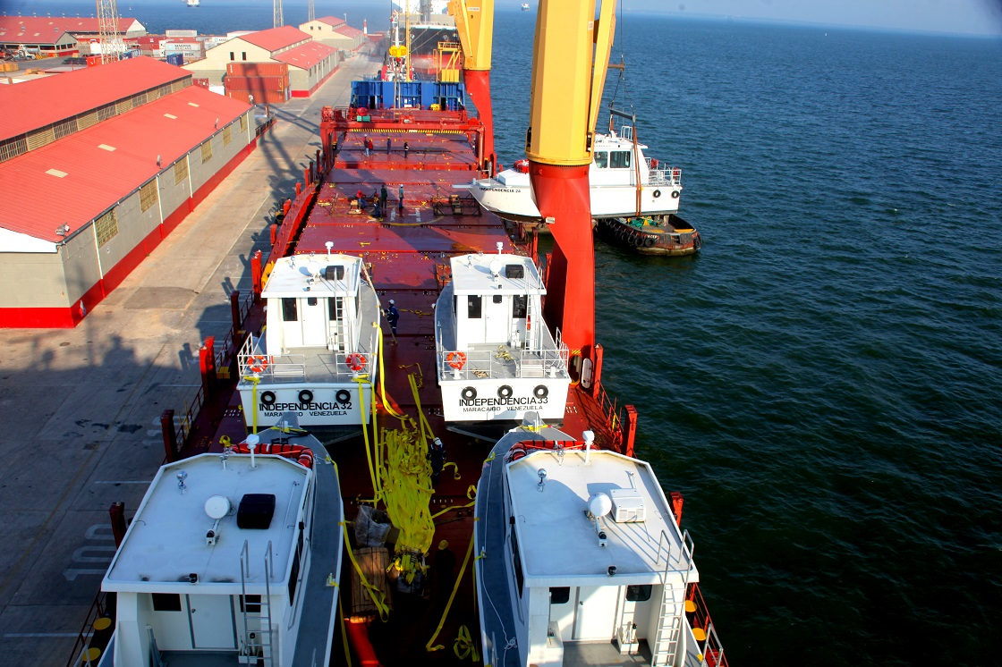 CREW VESSELS PDVSA Proyects Servitrans 6