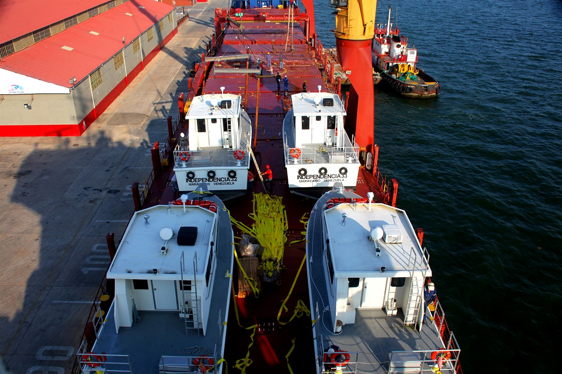 CREW VESSELS PDVSA Proyects Servitrans 7
