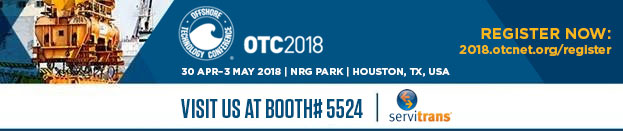 Please visit us at the OTC2018 Booth#5524