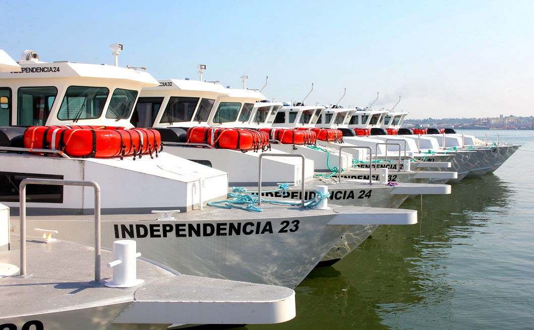 CREW VESSELS PDVSA Proyects Servitrans 11
