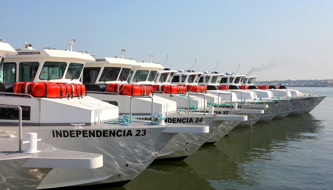 CREW VESSELS PDVSA Proyects Servitrans 12